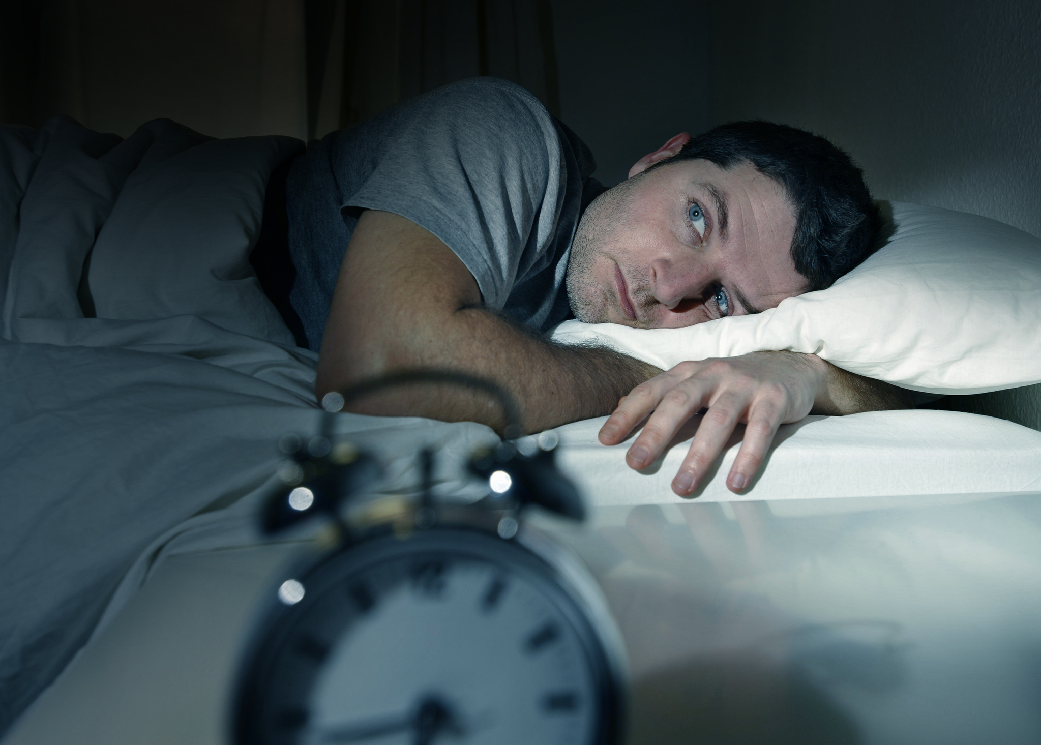 Is Anxiety Keeping You Awake at Night? Try These Tips for Better Sleep